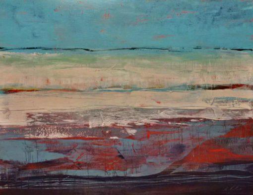 Debra Krakow - Blue Landscape