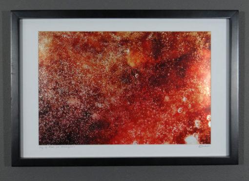 Ewa Scheer - Sky of Mars for Hieronymus Bosch