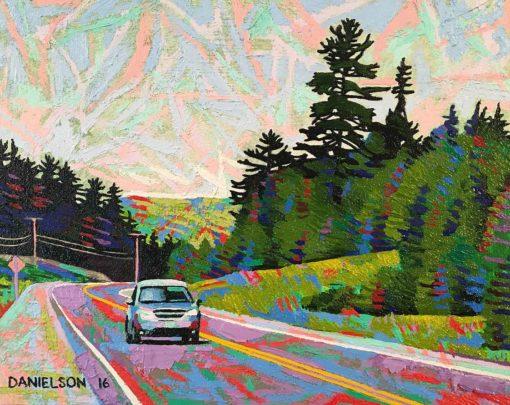 Frank Danielson - Deer Trail Route