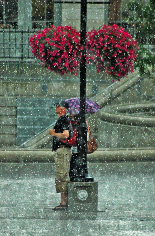 Hersh Jacob - Looks Like Rain