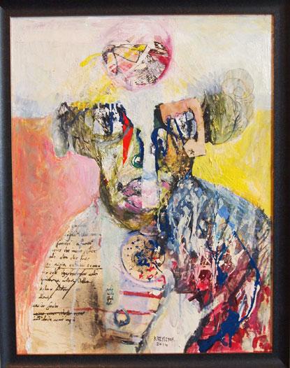 Krzysztof Doniewski - Double Portrait