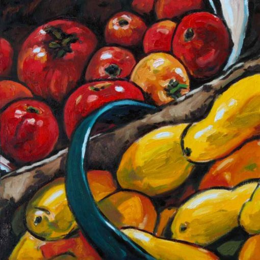 Rob Niezen - Red and Yellow Tomatoes