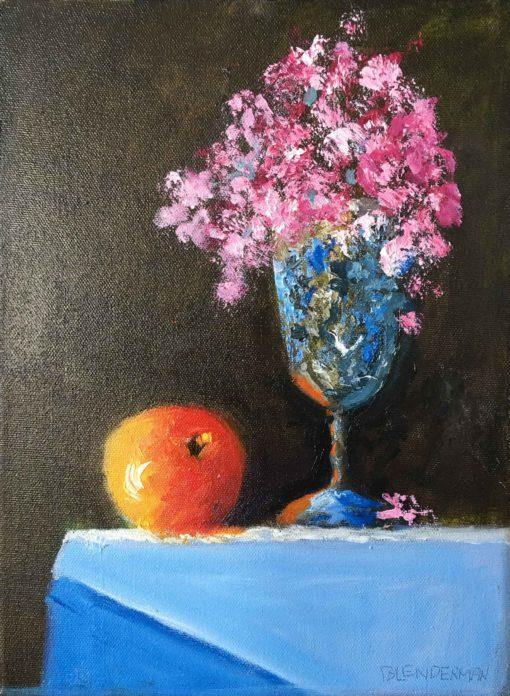 Robert Blenderman - A Small Bouquet
