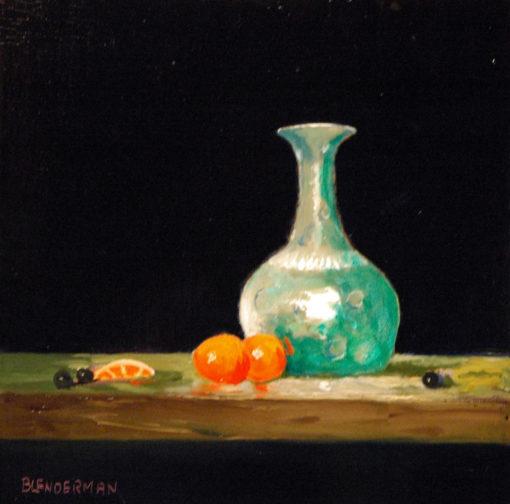 Robert Blenderman - Still Life
