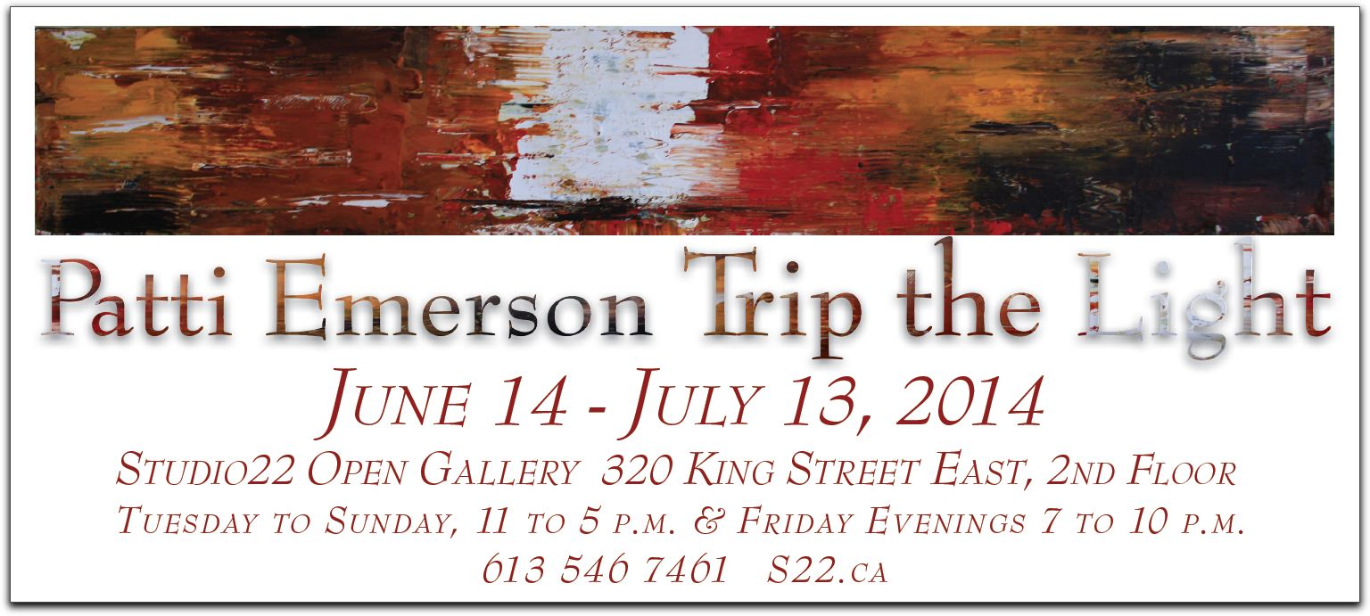Patti Emmerson – Trip the Light