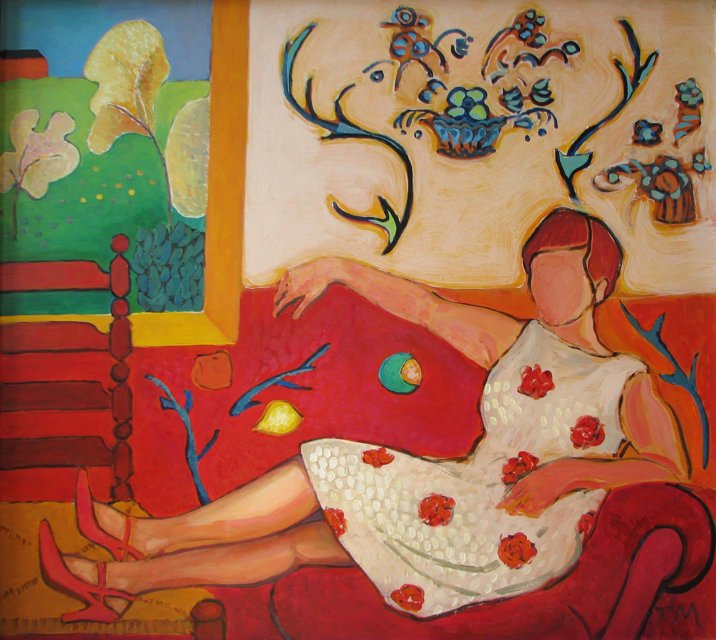 Sunday Morning with Matisse
