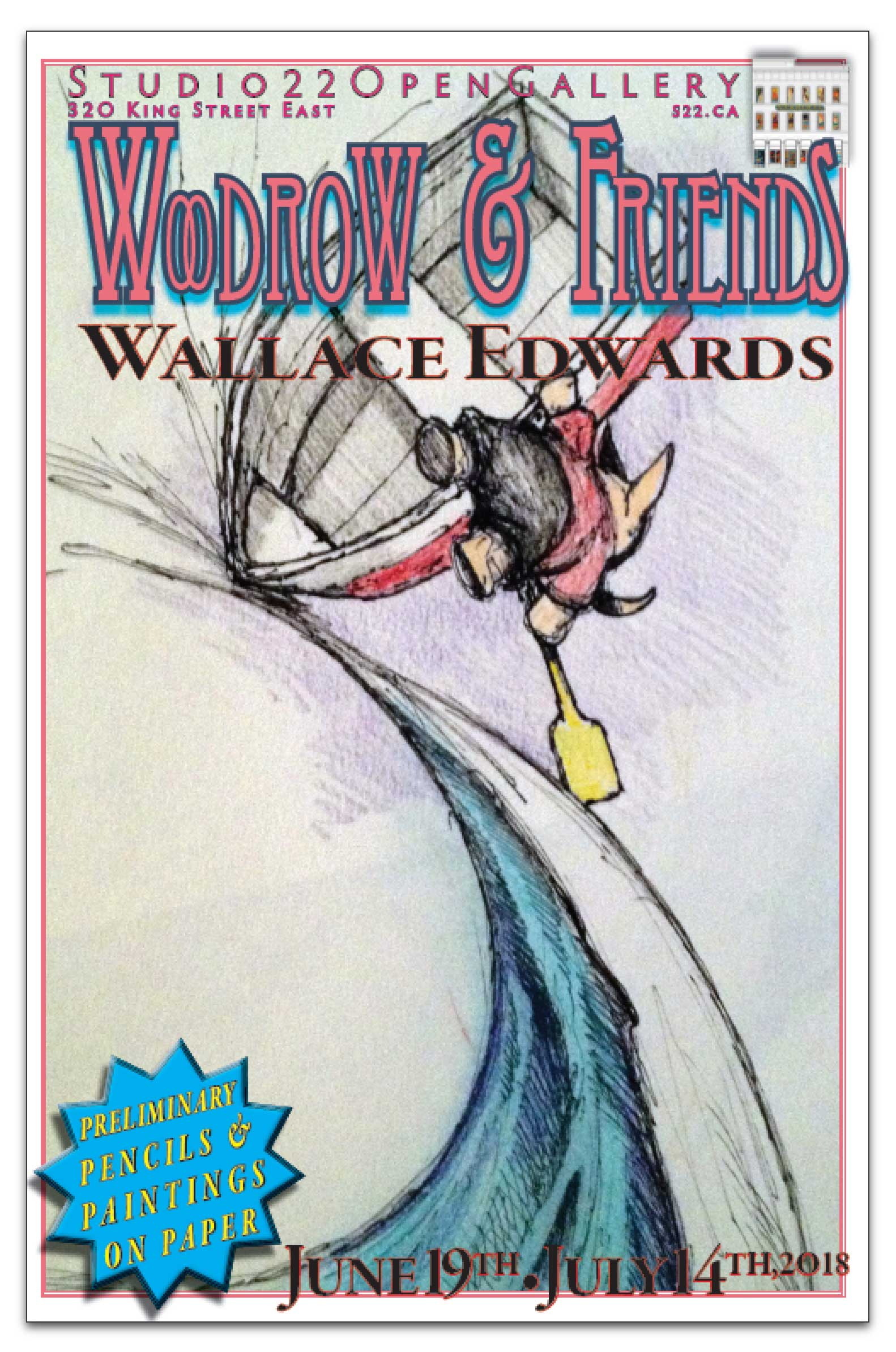 Wallace Edwards