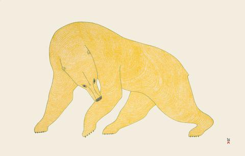 2018 Cape Dorset Annual Print Collection