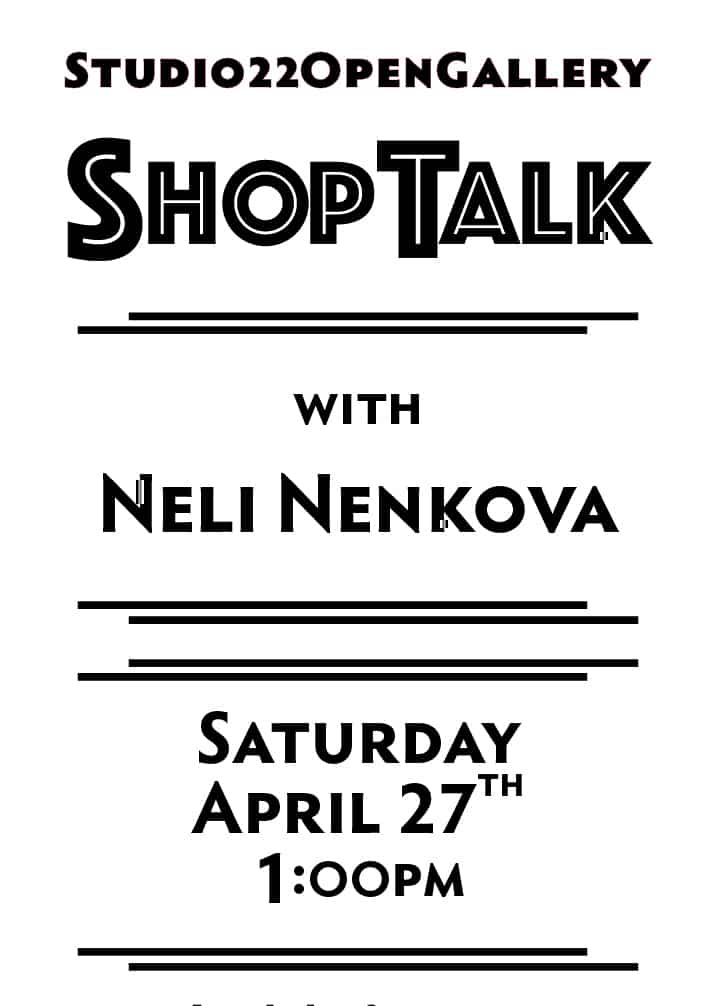 Shop Talk with Neli Nenkova