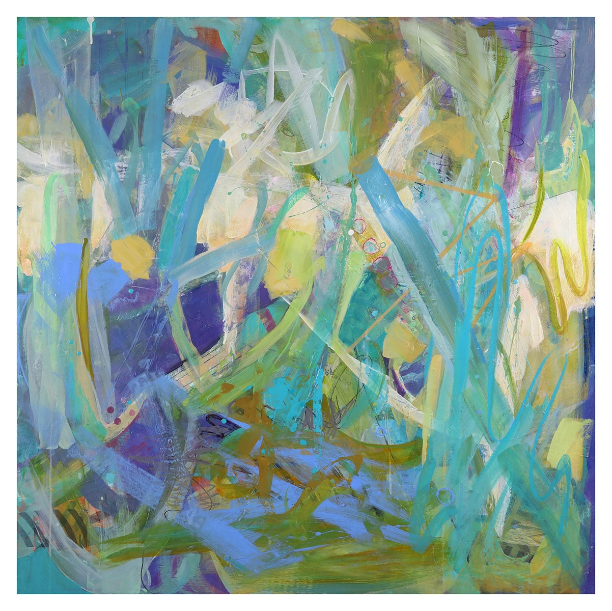 Evelyn Rapin: The Nature of Art